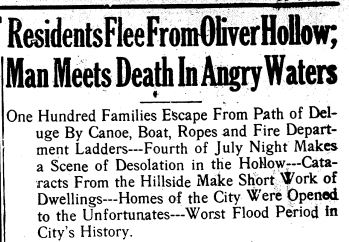 Olive Hollow Flood Headlines
