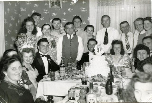 Semago Salopek Wedding