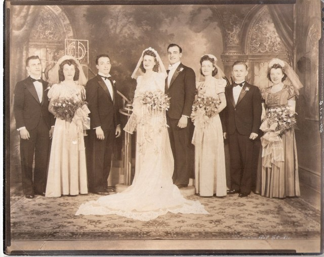 Szabo-Salopek wedding