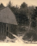 Icehouse on Mill Pond Duxbury, MA