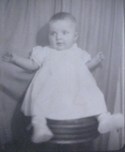 Yours Truly at 5 months old -- Kennywood Memories Photo Booth!