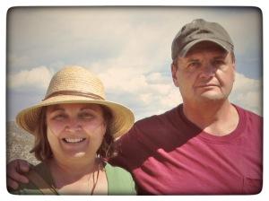 Doug & Patti Northern Arizona 2010
