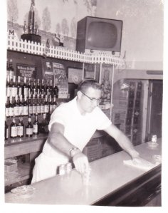 My dad, like many other dads, tended bar at Green Gables.