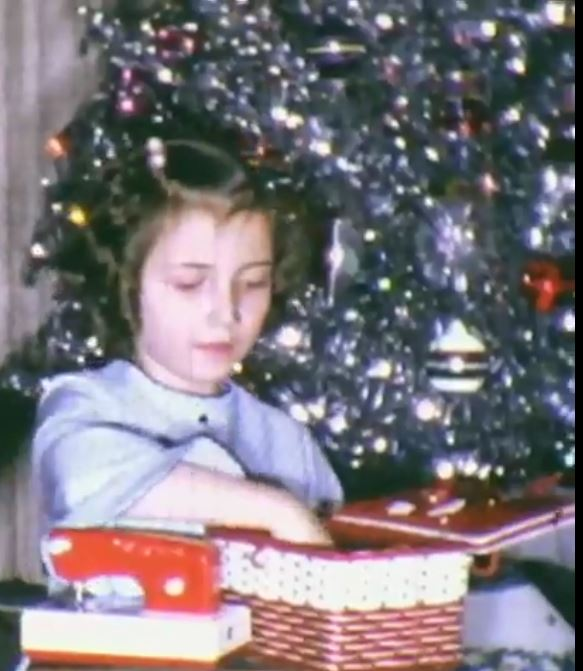 Yours truly Christmas 1965 From John Salopek Family Archives